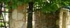 Piliscsaba, kerítés és fedlap - csobánkai kő