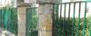Budai kerítés felújítása